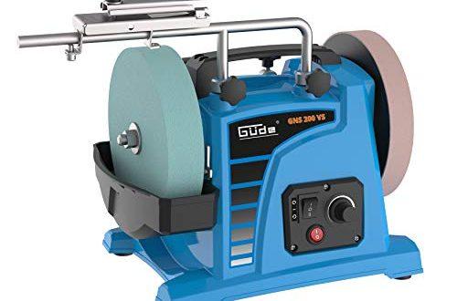 Güde 55247 GNS 200 VS Nassschleifer (230 V, 120 W, 200 mm Trocken- und Nass-schleifscheibe)